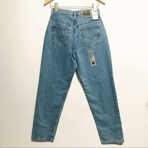 Vintage Levi Silvertab High Waisted Mom Jeans NEW